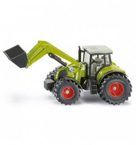 CLAAS AXION 850 CHARGEUR FRONTAL