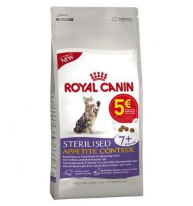 ROYAL CANIN Sterilised Appetite Control 7+ 3.5K