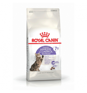 ROYAL CANIN Sterilised Appetite Control 7+ 400G