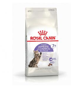 ROYAL CANIN Sterilised Appetite Control 7+ 400G