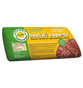 SECRET VERT Secret Copeaux Rouge 50L