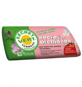 SECRET VERT Secret Orchidee 6L