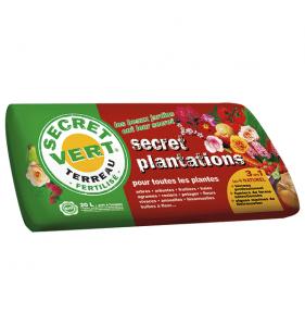 SECRET VERT Secret Plantations 20L Bio