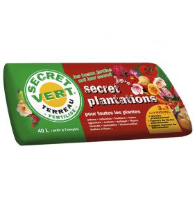 SECRET VERT Secret Plantations 40L