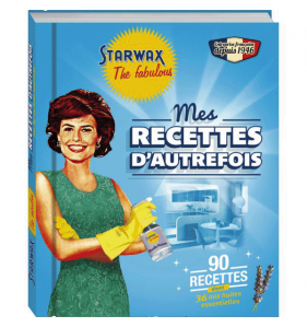 BRUNEL STARWAX SA Livre Recettes Fabulous