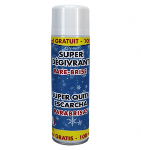 FLAURAUD (AURILIS GROUP) Degivrant Aerosol 500Ml Superclean