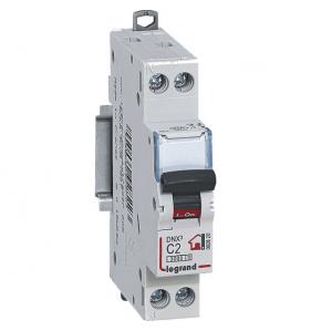 DISMO FRANCE Disjoncteur 1P+N 10A Lexic Leg92822