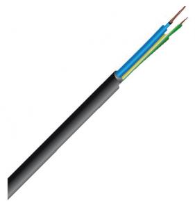 CABLES RCT via DISTRIFAQ Cable R2V 3G1.5 Noir (50M)