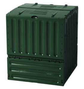DISTRIFAQ Composteur Eco-King 400L Vert