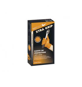 EPITECH Boîte 50 Gants Nitrile Xtra Grip T10