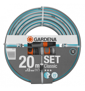 GARDENA Batterie De Tuyau Classic D13 20M