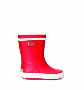 BOTTES BABY FLAC ROUGE T19