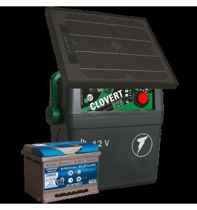 LACME Electrificateur Clovert B25 Solar
