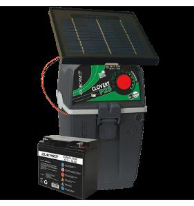 LACME Electrificateur Clovert P25 Solaire