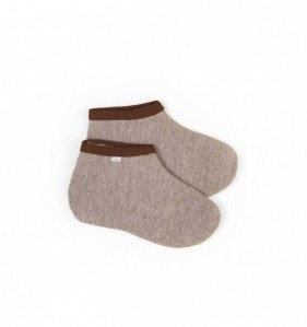 CHAUSSONS AIGLOO MARRON
