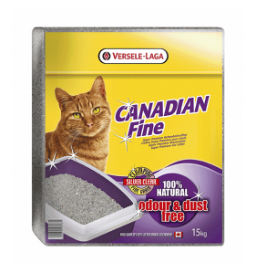VERSELE LAGA Litiere Chat Canadian Fine 15Kg