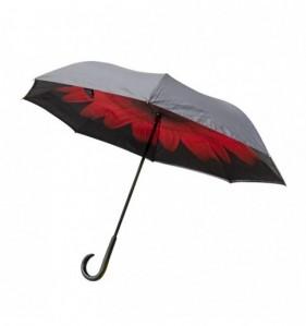 Parapluie Honfleur par 6 Noir TU