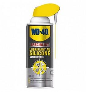 Lubrifiant au silicone WD-40 Aérosol 400 ml