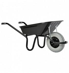 Brouette AKTIV EXCELLIUM 100 L 1 roue noir