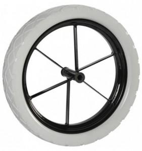 Brouette destinée aux travaux lourds jante métal à rayon Aktiv Premium Diam. 400 mm
