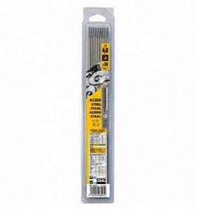 Electrode enrobée acier - Diam. 4 mm - Lot de 50 électrodes