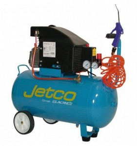 Compresseur d'air 50 L Lacme Jecto 8 bar 12