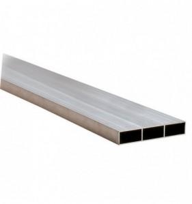 Règle de maçon en aluminium L. 1000 x l. 180 mm