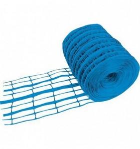 Grillage avertisseur pour l'électricité Tapliaplast l. 0.30 x L. 100 mli bleu