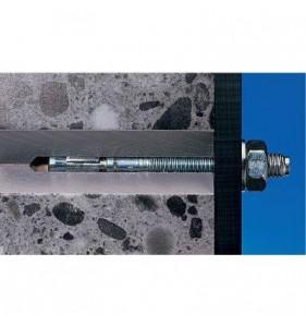 Goujon d'ancrage en acier FBN II Diam. 8 mm - Boîte de 50 pièces