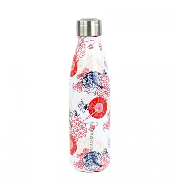 """BOUTEILLE ISOTHERME 500 ML """"JAPAN"""""""