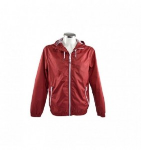 COUPE VENT  MAYOTTE ROUGE M