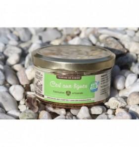 Terrine de cerf aux figues 130 gr