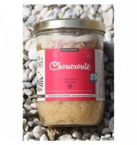 Choucroute 850 ml - 2 personnes
