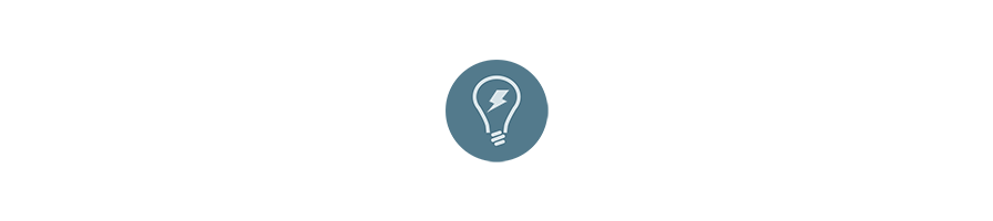 Nos produits : Électricité