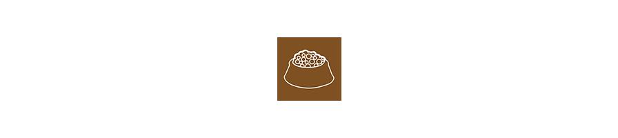 Nos produits : Aliments et friandises