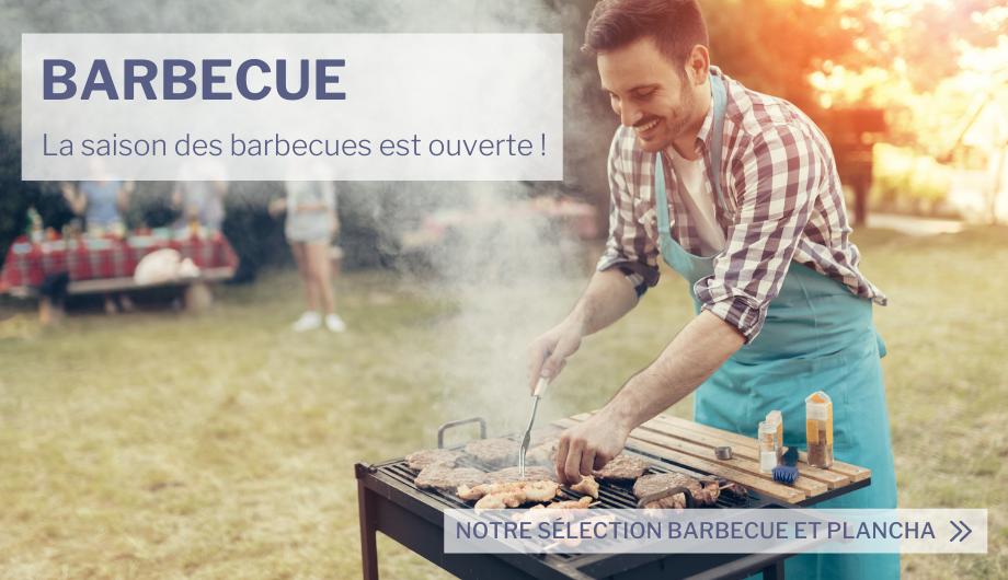 La saison des barbecues est ouverte !
