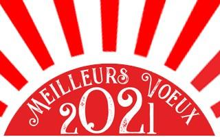 Meilleurs vœux 2021 Lysadis